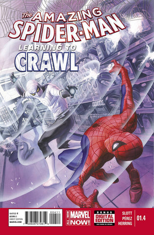 Amazing Spider-Man, The - Learning to Crawl Issue #1.4