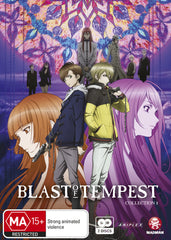 Blast of Tempest  - Collection 1 Episodes 1-12 DVD [REGION 4]