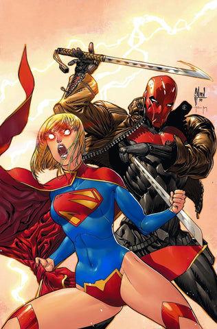 Supergirl - Issue #35 New 52 Superman Doomed