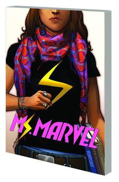 Ms Marvel - Vol 001 No Normal TP