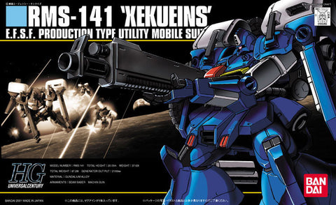 Gundam - 1/144 HGUC Xekueins Model Kit