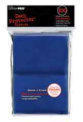 Ultra Pro Deck Protector - Standard 100ct Blue