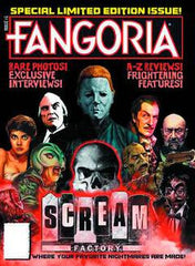 Fangoria - Magazine #1 Scream Factory Special