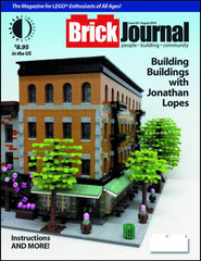 Brick Journal - Magazine Issue  #30