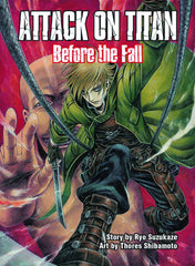 Attack on Titan - Before the Fall NOVEL