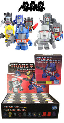 "TRANSFORMERS - 3"" Articulated Figure Series 1"