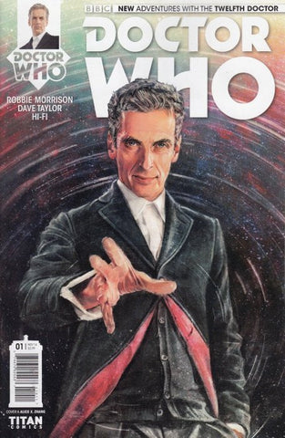 Doctor Who - 12th Doctor Comic Issue #1
