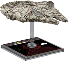 Star Wars - X-Wing Miniatures Game Millenium Falcon Expansion Pack