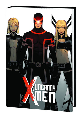 Uncanny X-Men: VoL 4. - vs S.H.I.E.L.D. - Premium HC