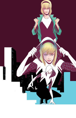 Edge of Spider-Verse - Comic Issue #2 (OF 5)