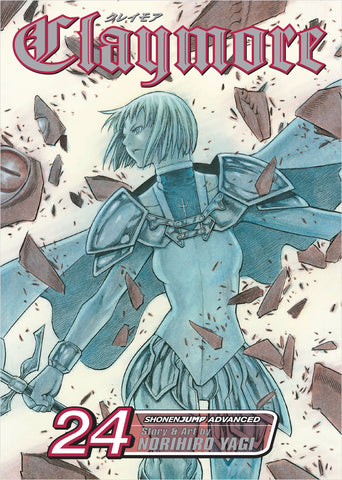Claymore - Manga Vol 024