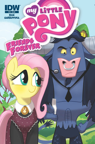 My Little Pony - Friends Forever - Issue #10