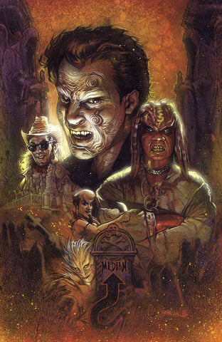 Clive Barker's Nightbreed - #1 PHOENIX CON EXCLUSIVE VARIANT COVER