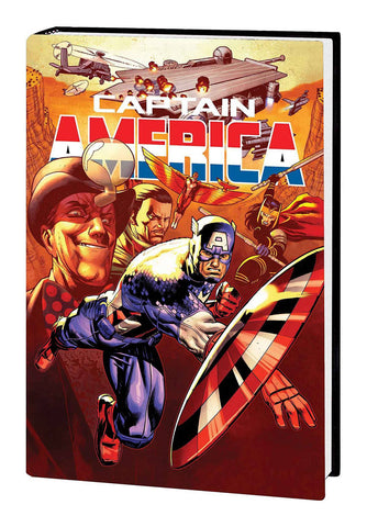 Captain America - Marvel Now Vol 4 The Iron Nail