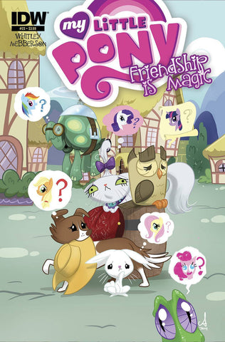 My Little Pony - Friendship Is Magic Issue #23