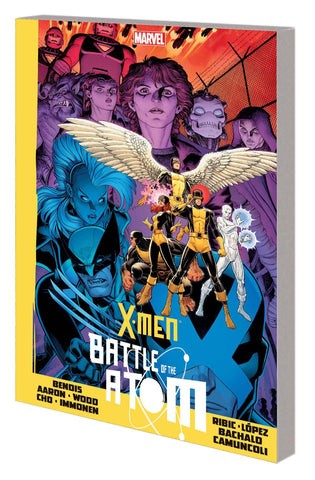 X-Men - Battle of the Atom TP