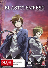 Blast of Tempest - Anime Collection 2 Episodes 13-24 DVD [REGION 4]