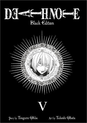 Death Note - Manga Black Edition Vol 005