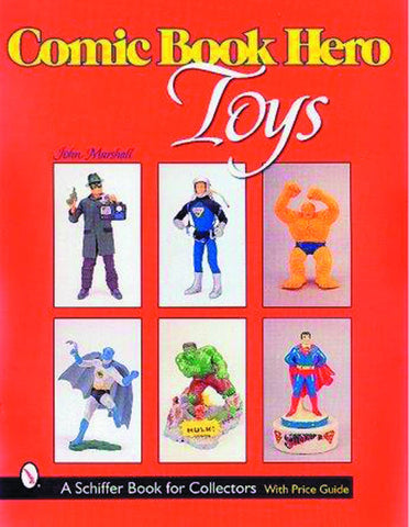 Comic Book Hero Toys - SC