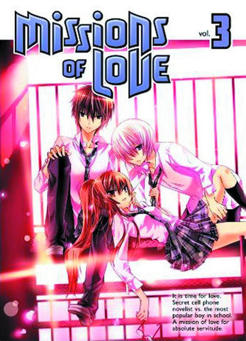 Missions of Love - Manga Vol 003