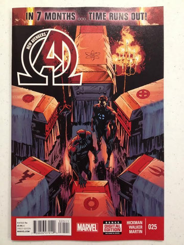 New Avengers - Issue #25