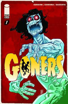 Goners - Issue #1