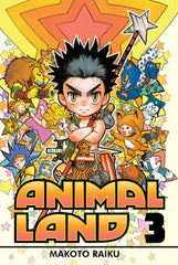 Animal Land - Manga Vol 003