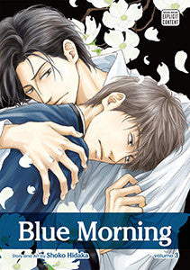 Blue Morning - Manga Vol 003