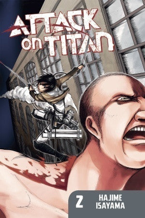 Attack on Titan - Manga Vol 002