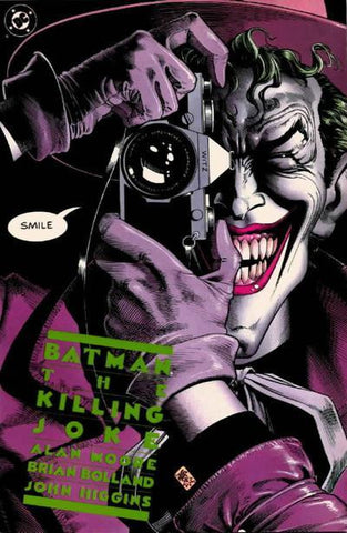 Batman - The Killing Joke (1988) 1st Printing Single Issue