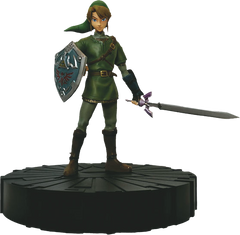 "Zelda - Twilight Princess 10"" Link Figure"