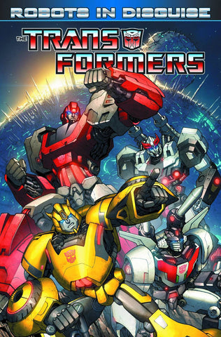 Transformers - Robots In Disguise Volume 001 TP