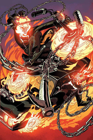 Ghost Rider - All New Ghost Rider Issue #8