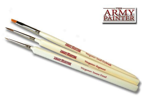 Army Painter: Most Wanted Wargamer Brush Set