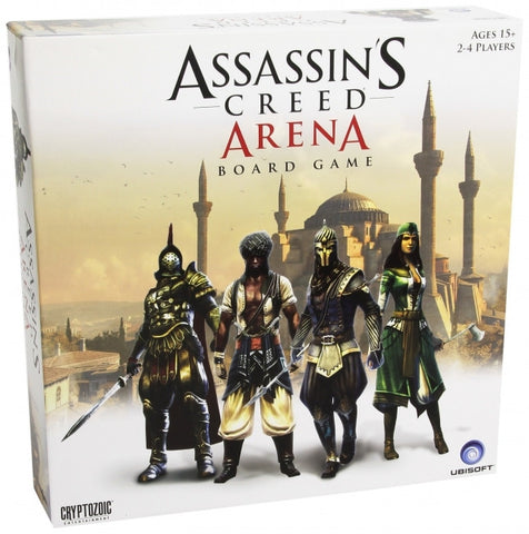 Assassin's Creed - Arena Board Game