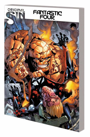 Fantastic Four - Vol 02 Original Sin TP