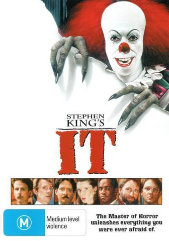 IT (Stephen King) DVD