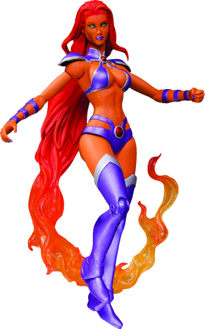 DC New 52 - Starfire Action Figure