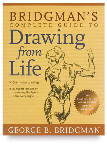 Bridgman's  Complete Guide To Drawing From Life TP