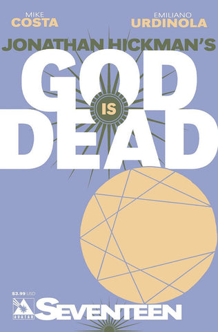GOD IS DEAD - Issue #17
