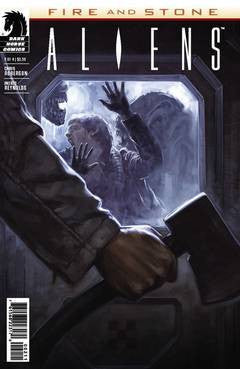 ALIENS FIRE AND STONE #2
