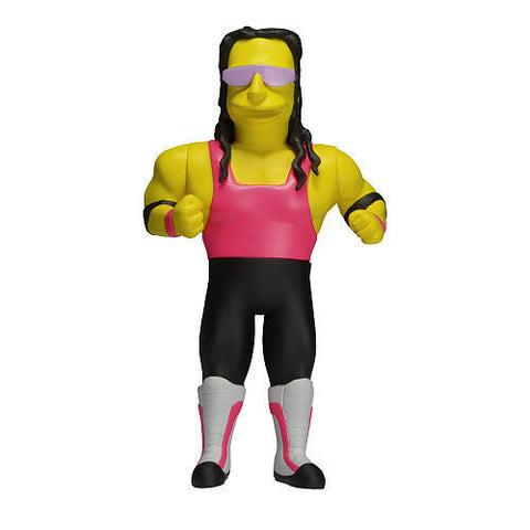 "Simpsons, The - 25th Anniversary 5"" Series 3 - Bret Hart Figure"