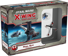 Star Wars - X-Wing Miniatures Game Rebel Aces Expansion Pack