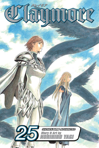 Claymore - Manga Volume 25