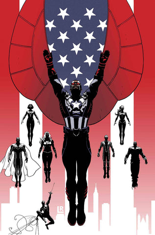 Captian America and the Mighty Avengers - Issue #1
