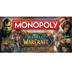 World of Warcraft - Monopoly Collector's Edition Game