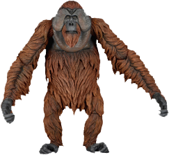 "Dawn of the Planet of the Apes - 7"" Series 1 Maurice Figure"