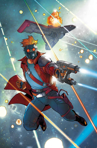 Legendary Star Lord - Issue #5