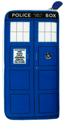 Doctor Who - TARDIS Purse Clutch