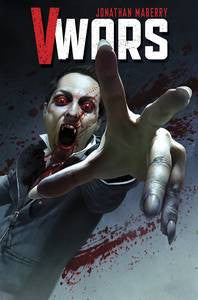 V Wars - VOL 1 Crimson Queen TP